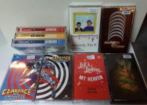 Tapes + Specials
